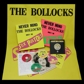 SEX PISTOLS - NEVER MIND THE BOLLOCKS -SPECIAL 35th ANNIVERSARY EDITION