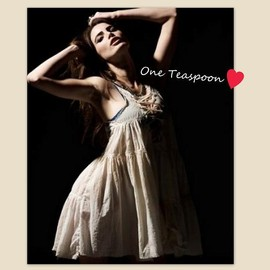 one teaspoon - Confessions dress