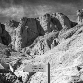 Fine Art America - The Valley Of The Kings Part IIi Photograph  - The Valley Of The Kings Part IIi Fine Art Print