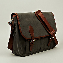 A.P.C. - Buckle Satchel