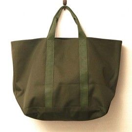 L.L.Bean - HUNTER'S TOTE LARGE - OLIVE
