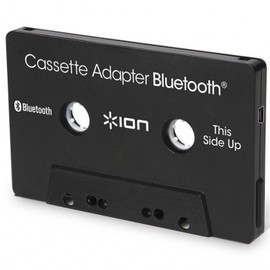 ION Audio - Cassette Adapter Bluetooth
