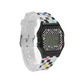 TIMEX - Timex 80 Checkerboard Printed Classic Watch