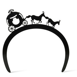 TATTY DEVINE - Horse and Carriage tiara