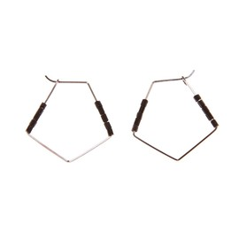 by boe - Little Diamond Girl Earrings