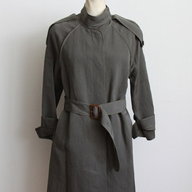 3.1 Phillip Lim - belted cropped trench w/binding detail