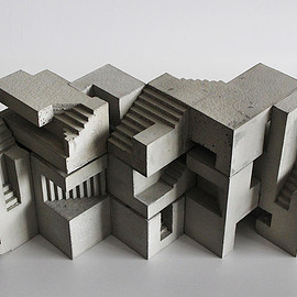 David Umemoto - Architecture Sculpture - Soma Structure 8