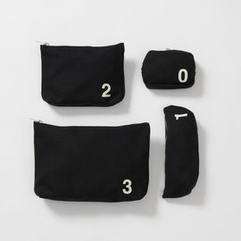 MHL. - HEAVY CANVAS POUCHES