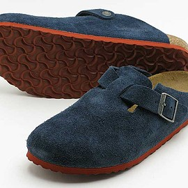 BIRKENSTOCK - Boston Navy