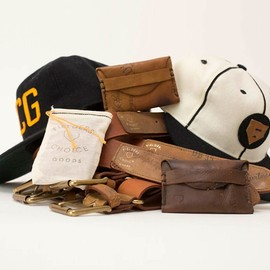 Fielder's Choice - Fielder's Choice Goods 2013 Spring/Summer Accessories