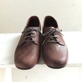 SHOE&SEWN - Statford Tabacco