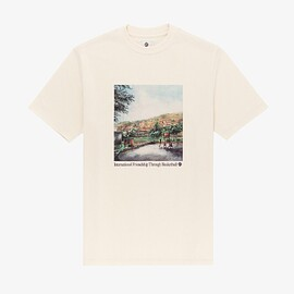New Balance, Aimé Leon Dore - ALD / New Balance IFTB Watercolor Graphic Tee