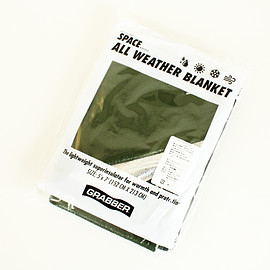 Grabber - all wether blanket OD
