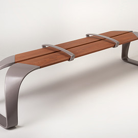 BMW DESIGNWORKS - URBAN BENCH DESIGN BY