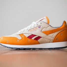 Reebok - gary warnett talks his experiences with reebok the 30th anniversary classic leather