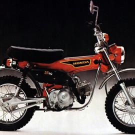 "HONDA - ST90 ""Mighty DAX"""