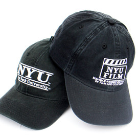 NEW YORK UNIVERSITY (NYU) - OFFICIAL LOGO CAP