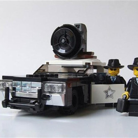 LEGO CUUSOO - Blues Brothers