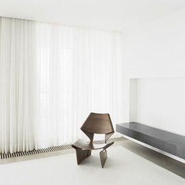 John Pawson - Interior, Belgium North Sea Apartment