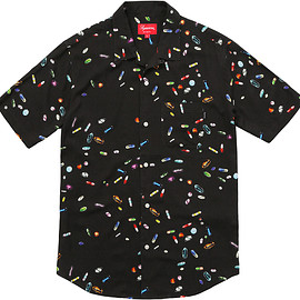 Supreme - Pills Rayon Shirt