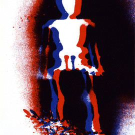 William Burroughs - X-Ray Man
