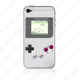 Etsy, Inc. - iPhone 4 Game Boy Skin