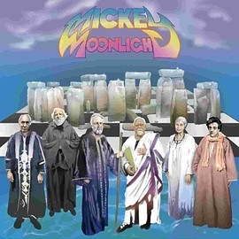 Mickey Moonlight - And The Time Axis Manipulation Corporation