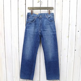 LEVI'S - LEVI'S VINTAGE CLOTHING『1955 501(R) Customized』(Autumn Rhythm)