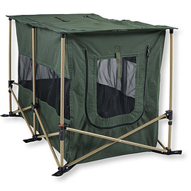 L.L.Bean - Stowaway Dog Kennel
