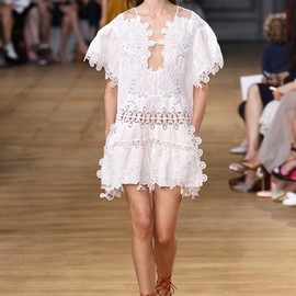 Chloé - Dress, 2015 Spring and Summer Collection
