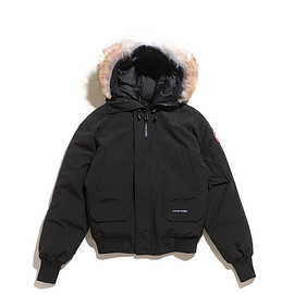 CANADA GOOSE - Chilliwack Bomber Fusion Fit-Black