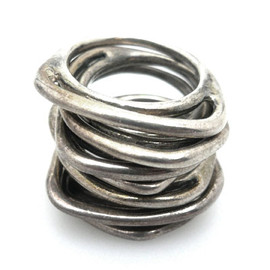 Plain Ring (8set)