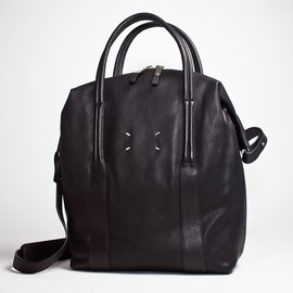Maison Martin Margiela - Shopping Bag Black Leather