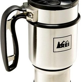 REI - Double Shot Press Mug