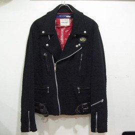 JUNYA WATANABE Comme des Garcons MAN × Lewis Leathers - Riders Jacket