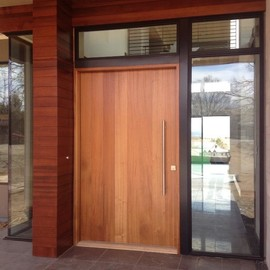 ? - Solid Wood Entry Door