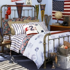 RALPH LAUREN HOME - ralph lauren university bedding
