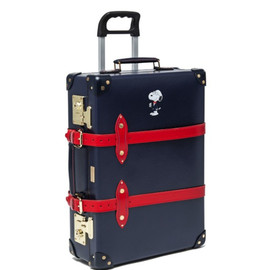 "GLOBE-TROTTER × JOE PREPPY - 21"" Trolley Case"