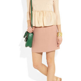 Carven - Carven peplum top