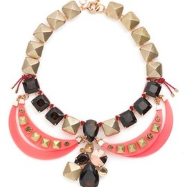 MARC BY MARC JACOBS - 'Claude' Statement Necklace