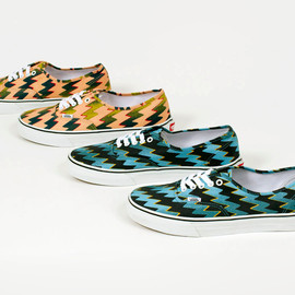 KENZO - KENZO x Vans Authentic Fall 2013 Collection