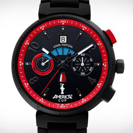 LOUIS VUITTON - Tambour Regate Automatic America's Cup Watch