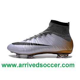 NIKE - 2016 Nike Mercurial Superfly IV CR7 324K Gold 500 Goals Review