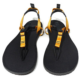 Bedrock Sandals - Syncline Minimalist Sandals Yellow