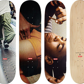Supreme, Larry Clark - KIDS 20th Anniversary Skateboards