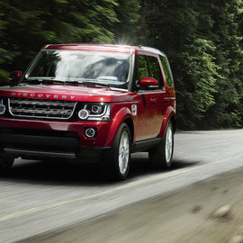 Land Rover - Rover Discovery