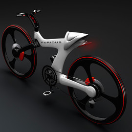 Nenad Kostadinov - Furious Sports Bicycle Concept by Nenad Kostadinov