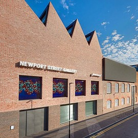 London - NEWPORT STREET GALLERY