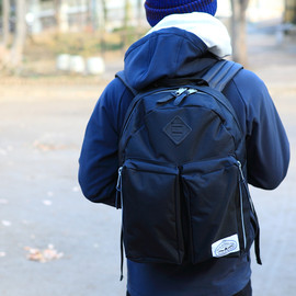 POLER - *POLER* the day pack (black)