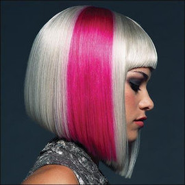 Cool Pink Hair Color - Cool Pink Hair Color